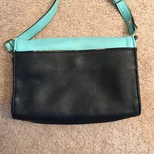 Bags - Two tone crossbody